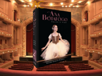 ANA BOTAFOGO: PALCO E VIDA: Bailarina lança biografia escrita por seu pai