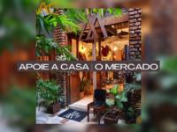 APOIE A CASA O MERCADO: Vertente da Feira O Mercado, projeto que apoia artesãos contemporâneos e estilistas independentes, lança seu primeiro financiamento coletivo