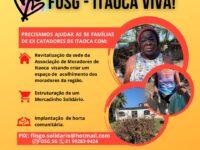 Itaoca Viva! : Frente de Intervenção Social para atendimento emergencial a 58 famílias de ex catadores