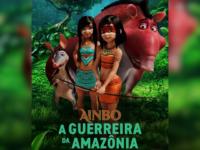 """""""Ainbo – A Guerreira da Amazônia"""" ganha trailer teaser e pôster oficial"""