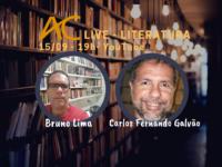 AC LIVE: Metaliteratura,  meta de vida. Com escritor Bruno Lima.