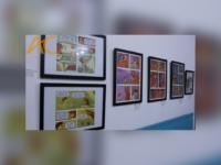 Quadrinhos na Quarentena: Exposição no Ingá apresenta série desenhada na pandemia, por grupo de artistas
