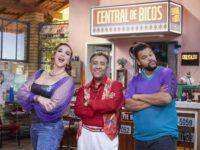 """Maurício Manfrini, Marisa Orth e Babu Santana estrelam """"Central de Bicos"""", humorístico inédito do Multishow, que estreia dia 13 de setembro"""
