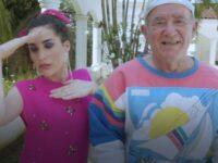 Renato e Lívian Aragão gravam campanha digital de Club 57, da Nickelodeon