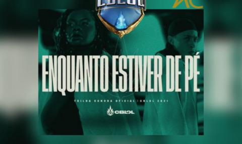Enquanto Estiver de Pé: Riot Games apresenta Tássia Reis e Choice como compositores da trilha da final do CBLOL 2021