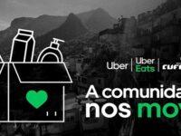 Cestas básicas – A comunidade nos move: Sua ajuda em um clique!