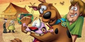 Por essa você não esperava: filme Scooby-Doo! Encontra Coragem chega às plataformas digitais