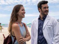 """Nathalia Dill e Marcos Veras conversam com o Canal Like sobre a comédia romântica """"Um Casal Inseparável"""", que chega hoje aos cinemas"""