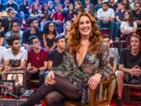 Claudia Raia entra para o júri fixo do 'Show dos famosos'