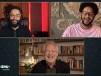 Emicida, Guilherme Arantes e o astronauta Charles Duke, décimo homem a pisar na lua, são entrevistados por Pedro Bial nesta semana