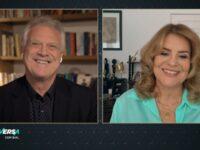 Sylvia Bandeira e Paulo Ricardo são convidados do 'Conversa com Bial'
