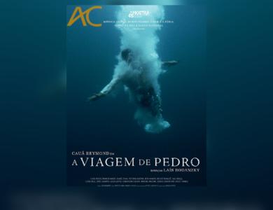 A Viagem de Pedro: Filme divulga teaser e primeiro cartaz. Longa será exibido dia 30 de outubro no vão livre do MASP, na 45ª Mostra Internacional de Cinema
