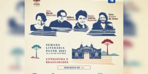 Literatura e Brasilidades: Milton Hatoum e Ana Maria Machado participam de Semana Literária online