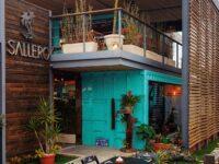 Sallero: Praia, Gastronomia e Arte.O sonho de três amigos agora é sucesso no Rio de Janeiro