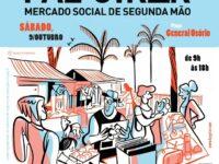 Faz Girar Market:  O mercado de segunda mão chega à sua décima primeira edição