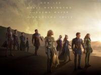 """Começa nesta quinta-feira, 21 de outubro, a pré-venda de ingressos para """"Eternos"""", novo filme da Marvel Studios"""
