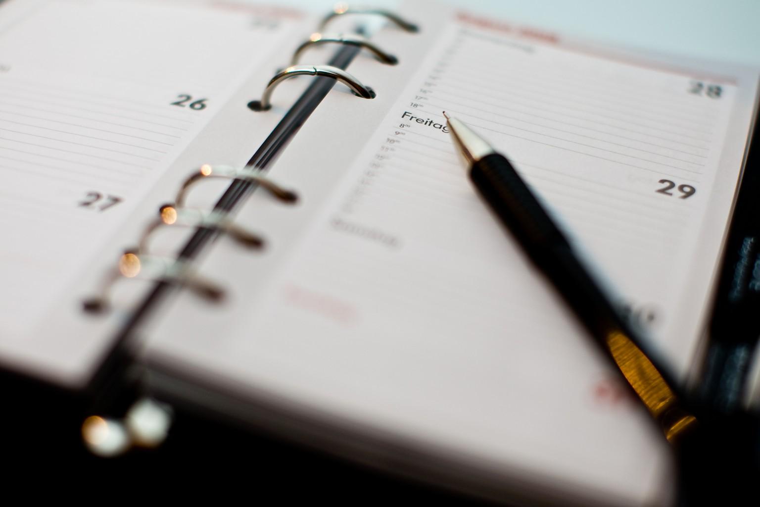Agenda da Escritora